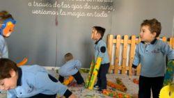 Protegido: Aula de Marián: máscaras y color en nuestra instalación