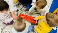Protegido: Aula de bebés: Instrumentos de música