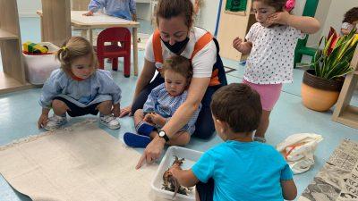 Protegido: AULA DE MARIÁN 2-3 AÑOS:  nuevos materiales para nuevas experiencias