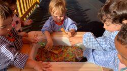 Protegido: Aula de Carolina 18-24 meses: presentación de bandejas con hidrogeL; primeros contactos con otras texturas