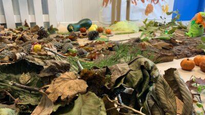 Protegido: Aula de 2 años: Instalación de otoño