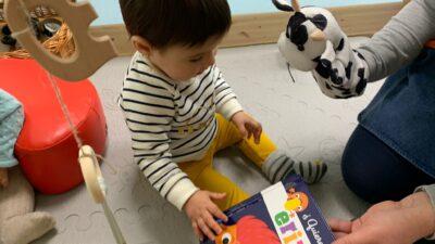 Protegido: Aula de bebés: marionetas y libro de texturas